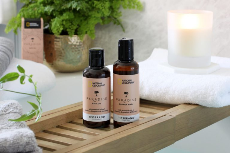 Turn your bathroom into a destination inspired haven