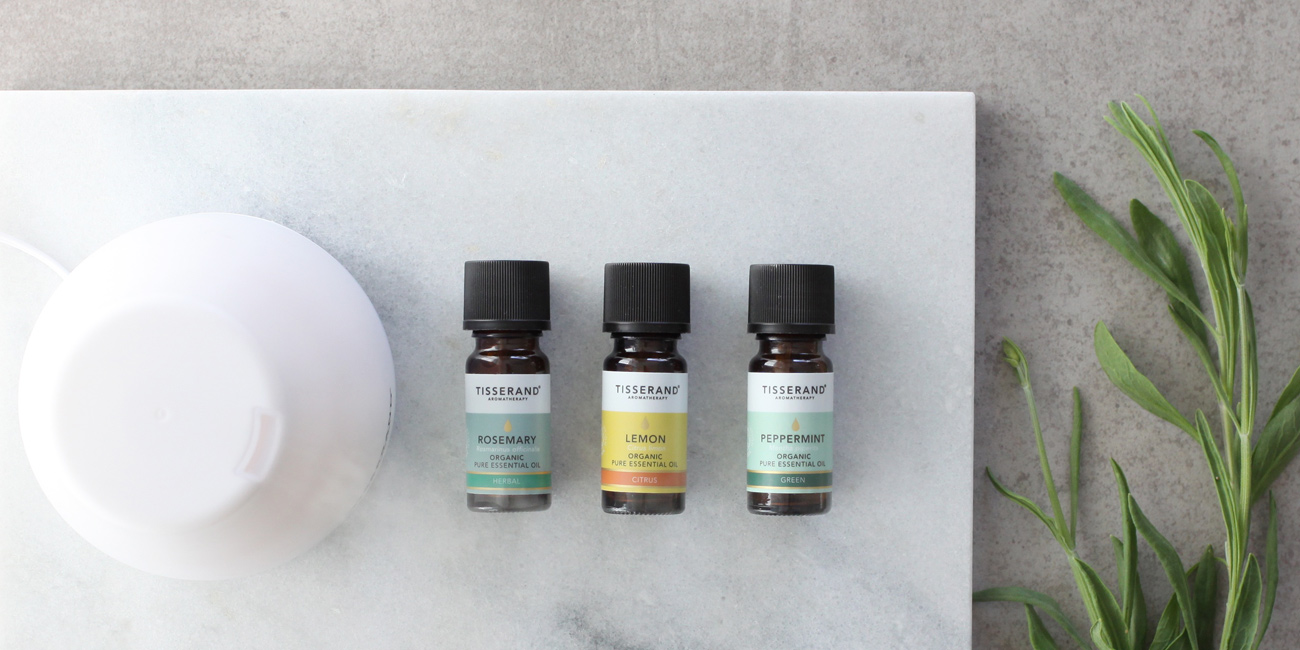 Kick start your day with aromatherapy