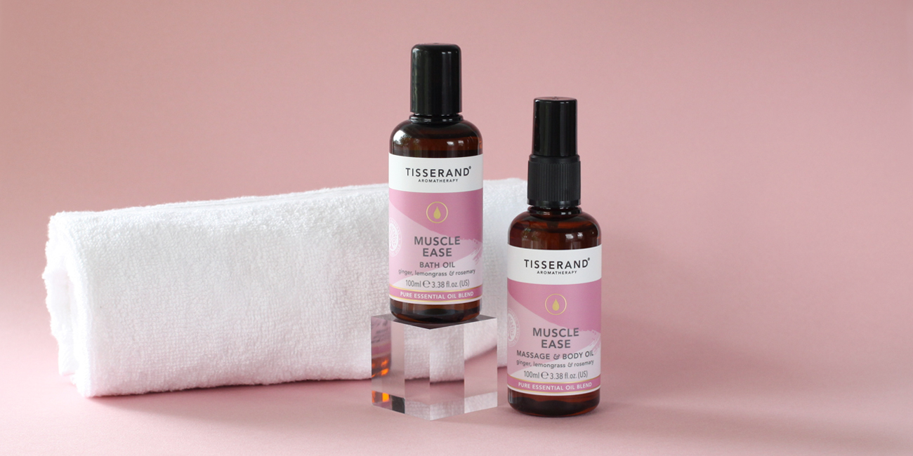 Tisserand Aromatherapy Muscle Ease
