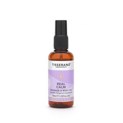 Real Calm Massage & Body Oil