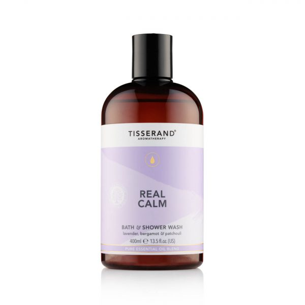 Tisserand Aromatherapy Real Calm Bath and Shower Wash