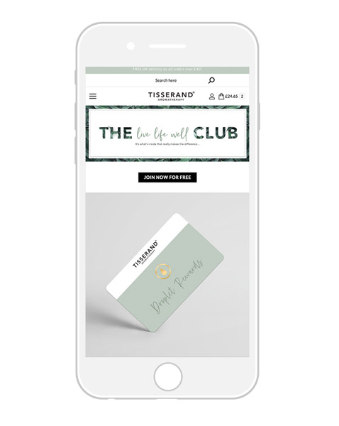 The club mobile device