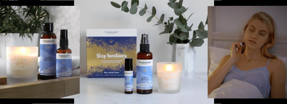 Sleep Sanctuary product shots 4