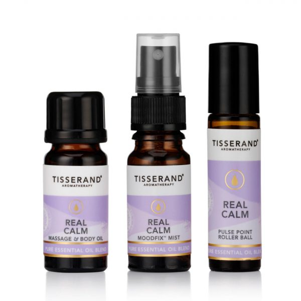 Tisserand Discovery Kit Real Calm Group