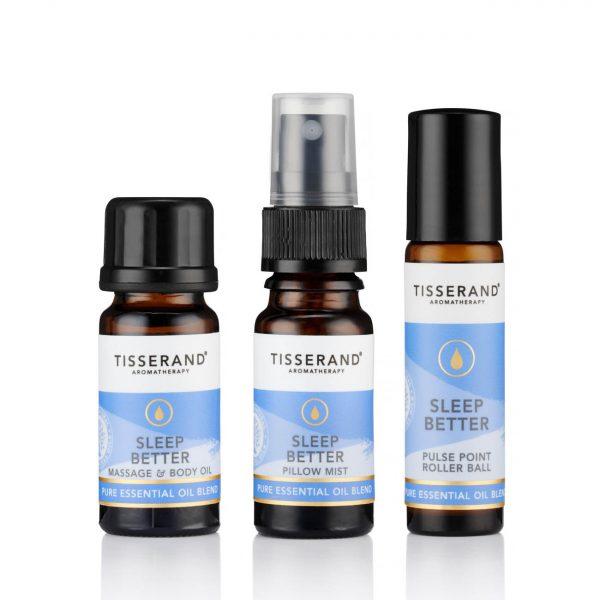 Tisserand Discovery Kit Sleep Better Group