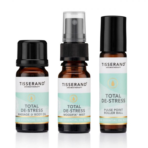 Tisserand Discovery Kit Total De-Stress Group