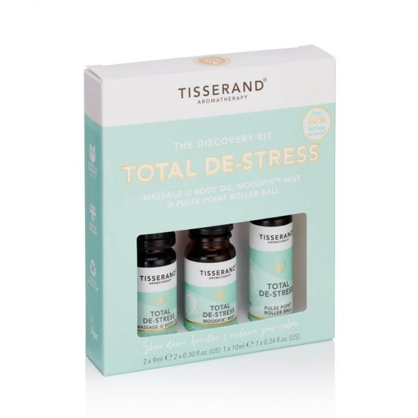 Tisserand Discovery Kit Total De-Stress Right