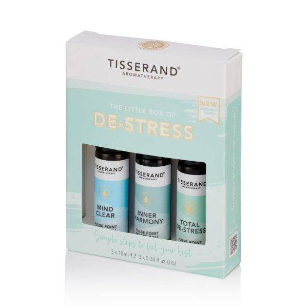 Tisserand Little Box of De-Stress Left
