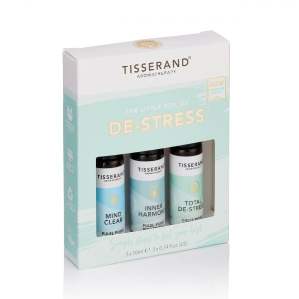 Tisserand Little Box of De-Stress Right