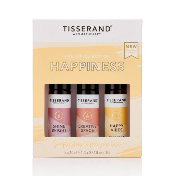 Tisserand Little Box of Happiness Front