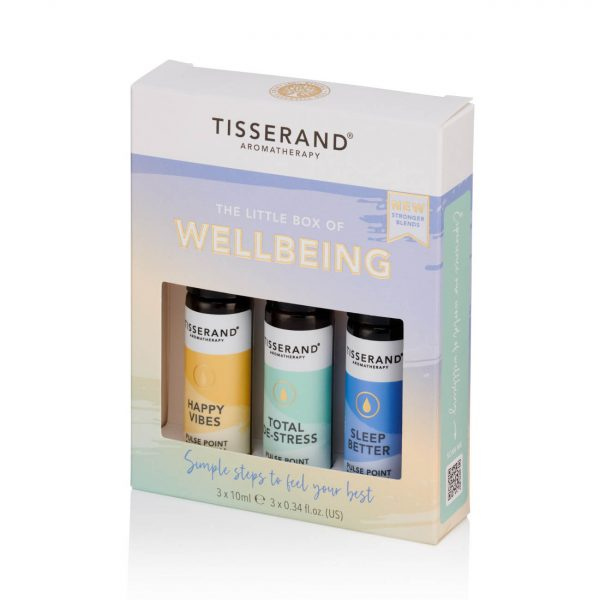 Tisserand Little Box of Wellbeing Left