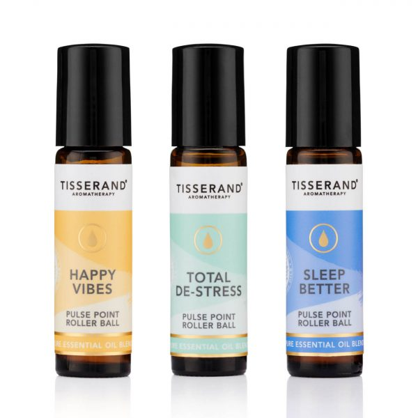 Tisserand Little Box of Wellbeing RB Group