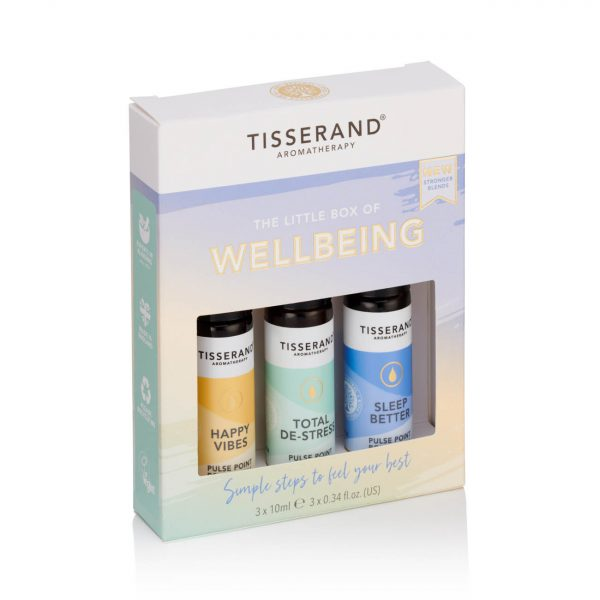 Tisserand Little Box of Wellbeing Right