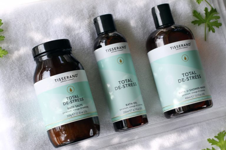 Tisserand Aromatherapy Total De-Stress collection