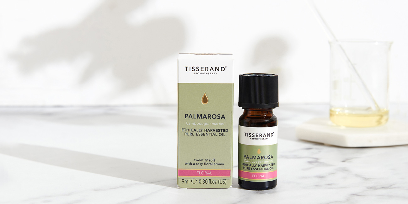 What is Palmarosa Essential Oil most used for?