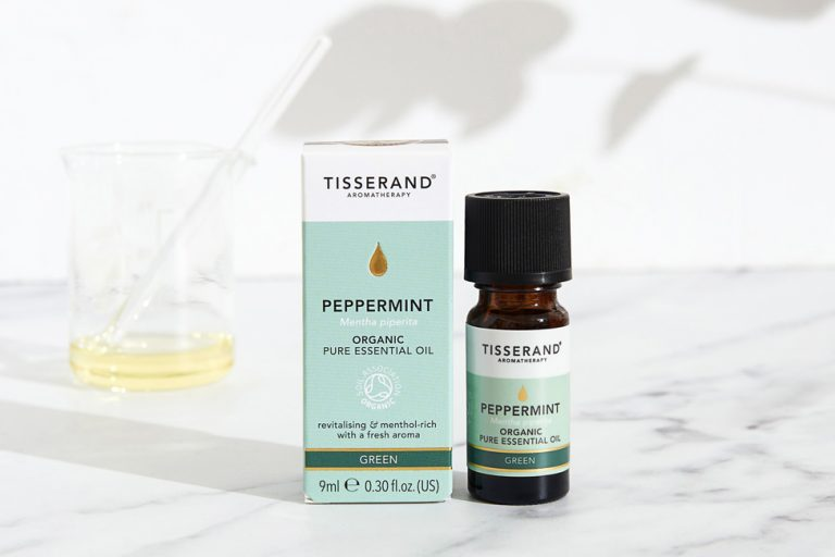 What is Peppermint essential oil good for