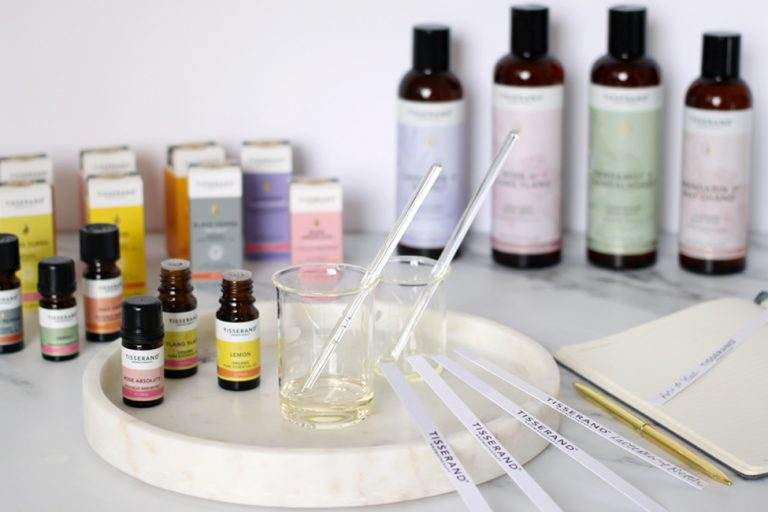 Nature's Spa Behind The Blends