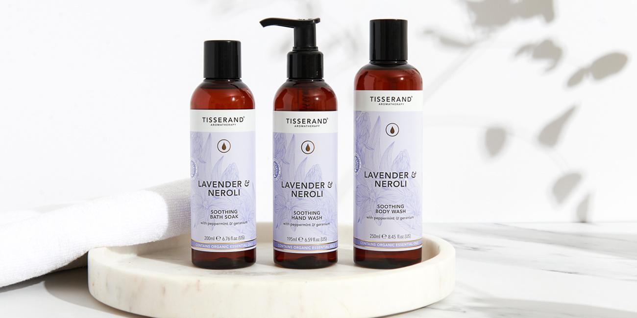 Nature's Spa: Lavender and Neroli