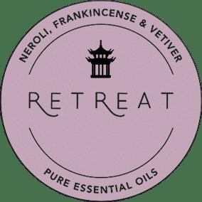 Retreat Stamp