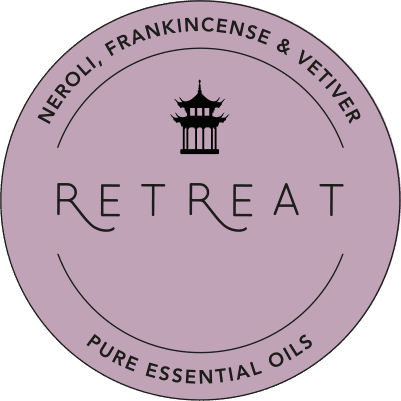 Retreat Label